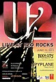 Fiesta Tributo U2 Spyplane 'Red Rocks 30 Aniversario' Rock City Valencia 15 Junio 2013