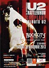 Fiesta Tributo U2 Spyplane 'Rattle and Hum 25 Aniversario' Rock City Valencia 23 Noviembre 2013