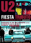 Fiesta Tributo U2 You2band Heartbreak Hotel Benidorm 6 Diciembre 2008