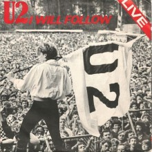 U2 I Will Follow (Vinilo 7