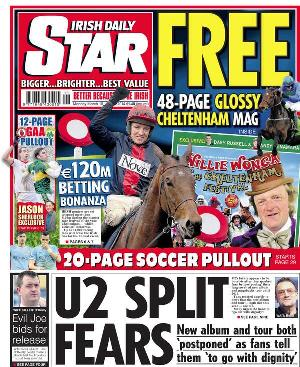 The Irish Daily Star