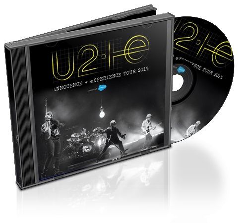 U2 Live in Paris