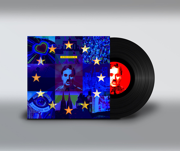 U2 'The Europa EP' disponible el próximo 13 abril en el RSD 2019