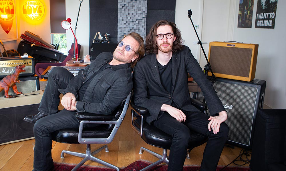 Bono participó en el Podcast 'Cry Power' de Hozier
