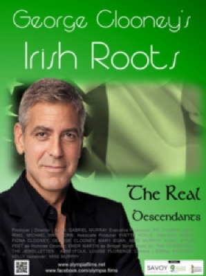 George Clooney's Irish Roots